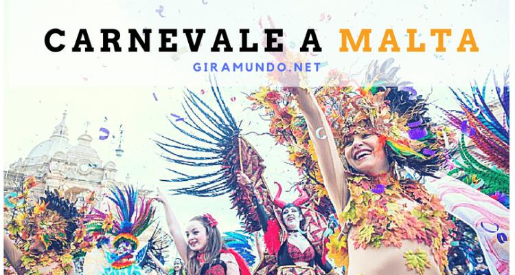 Carnevale a Malta