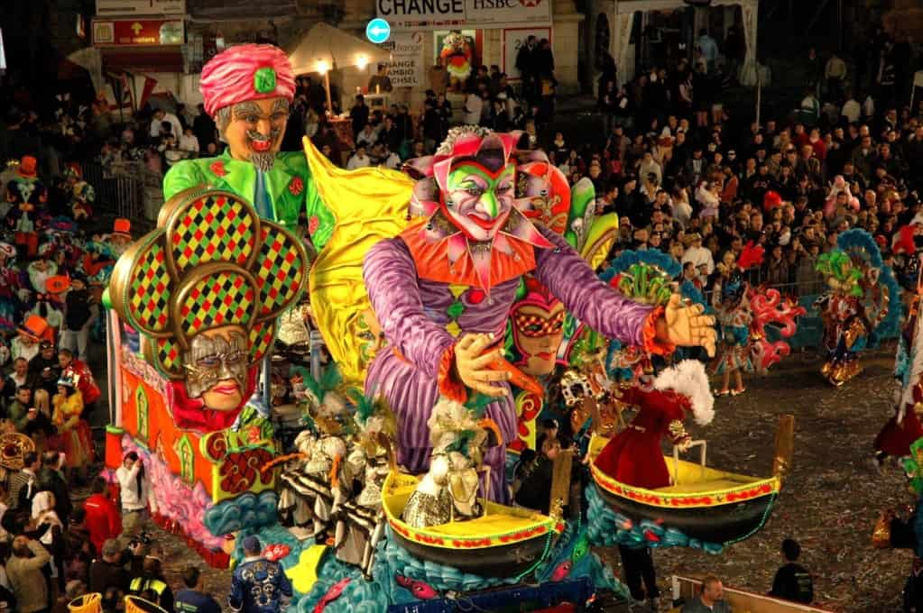 Carnevale-Malta