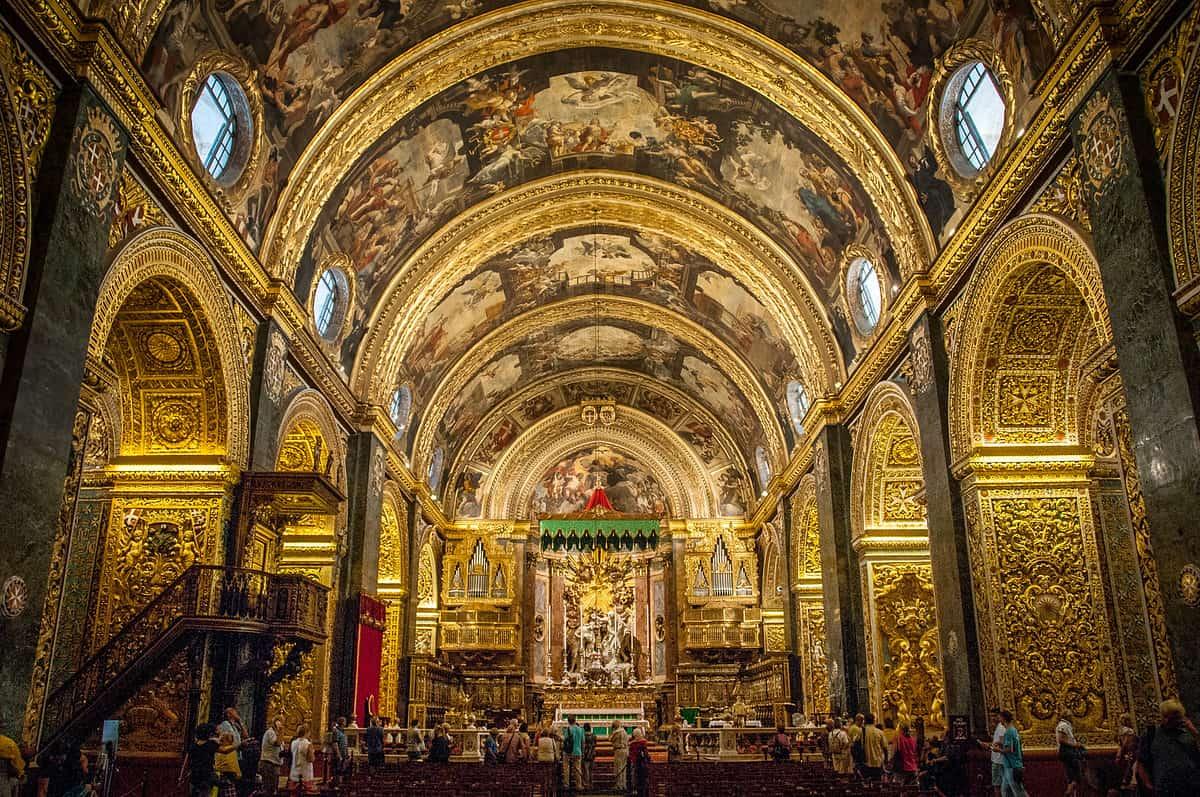 San Giovanni Co-Cattedrale Valletta