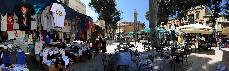 Mercato a Gozo