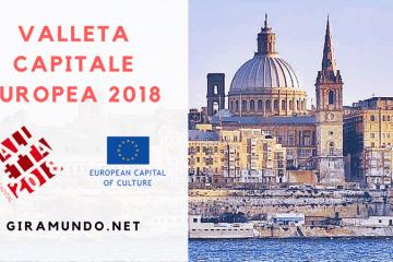 Guida valletta capitale europea