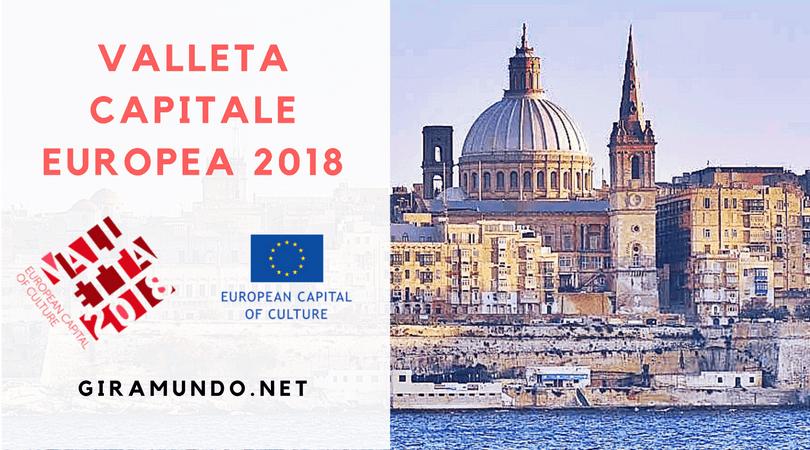 Valletta Capitale Della Cultura Europea 2018 Guida Di Malta