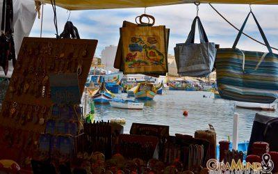 Mercato a Malta