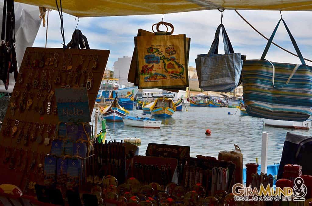 Mercato a Marsaxlokk