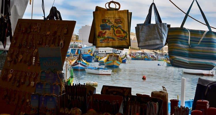 Mercati a Malta