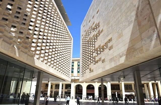 parlamento Valletta Malta
