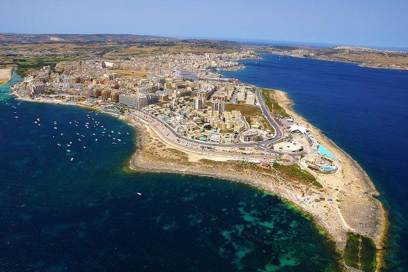 Bugibba qawra il nord di malta guida di malta - Trovare casa a malta ...