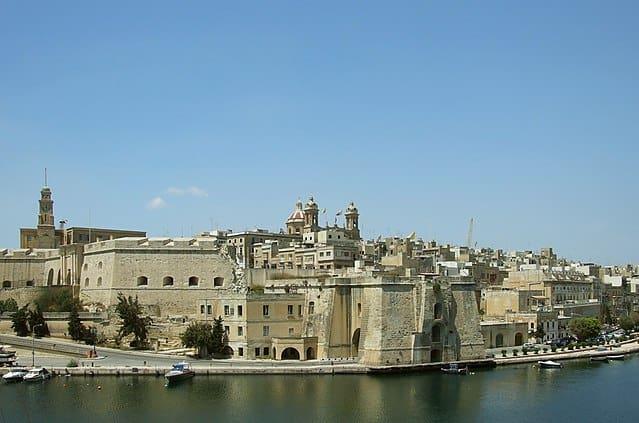 Senglea, Malta