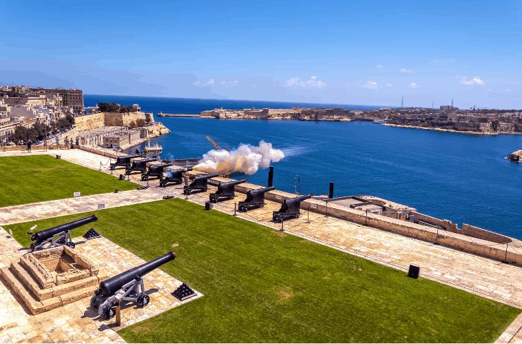 Valletta, foto di Rosen Slavov