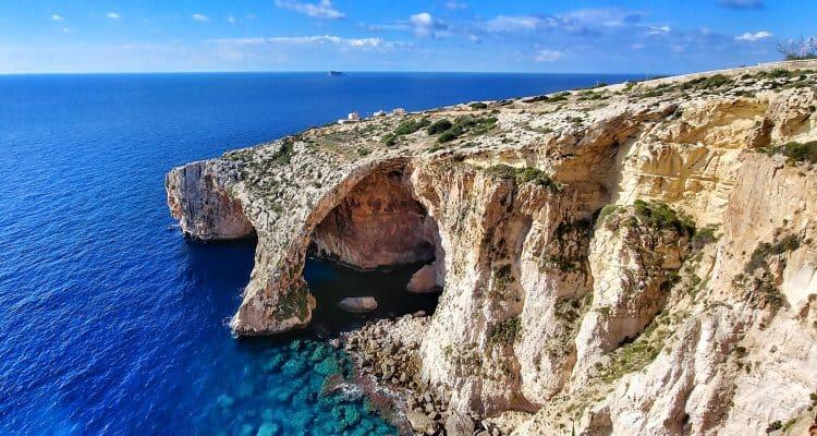 Risultato immagini per Blue Grotto