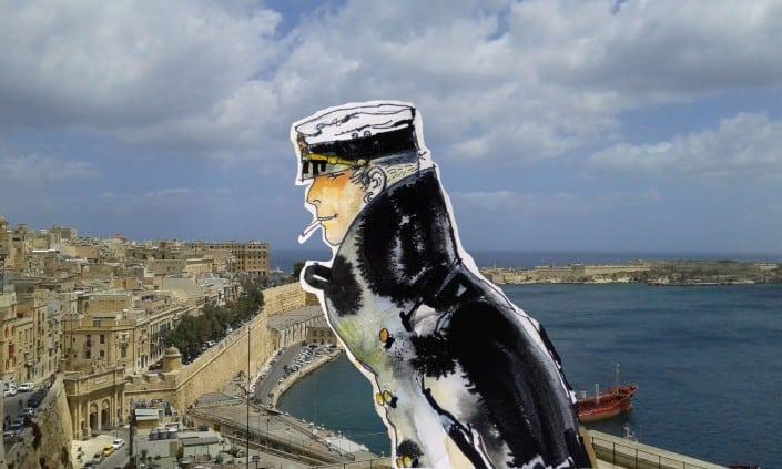 corto maltese malta