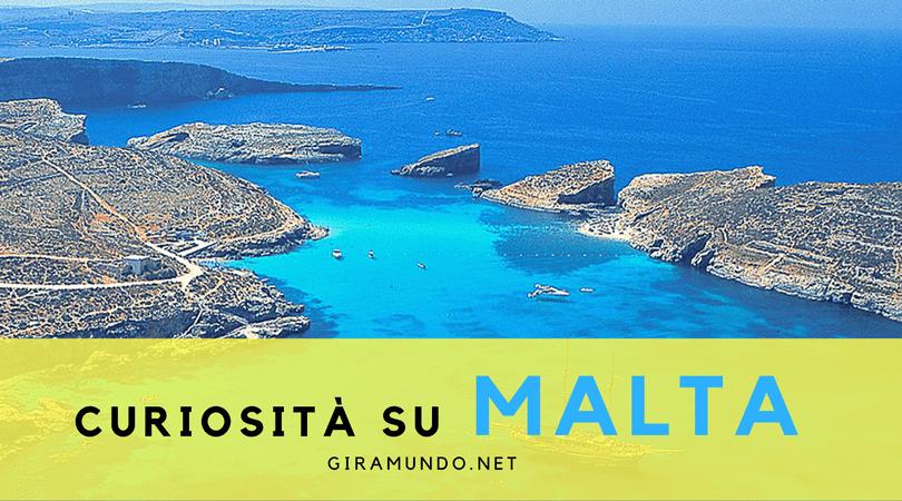 curiosità su Malta