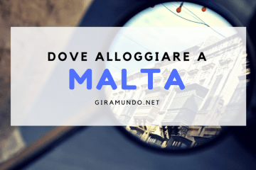 dove alloggiare a Malta