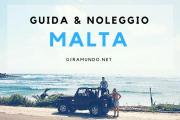 noleggiare auto a Malta