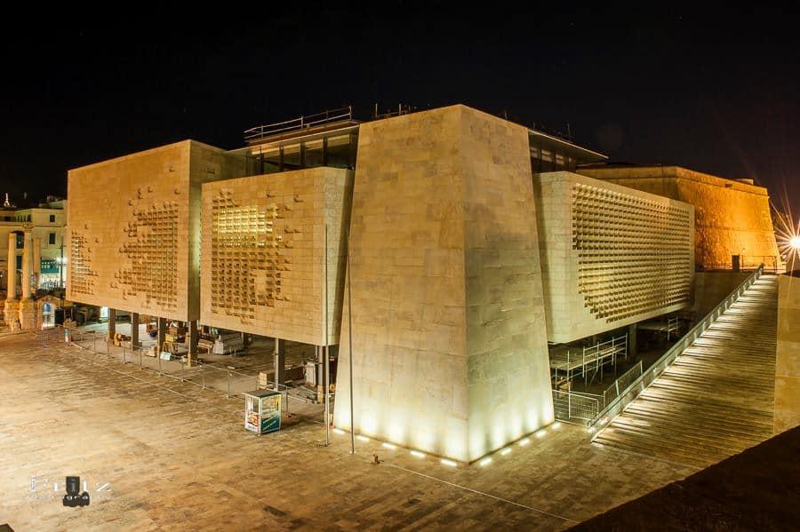 parlamento maltese