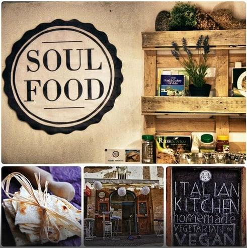 soulfood, valletta Malta