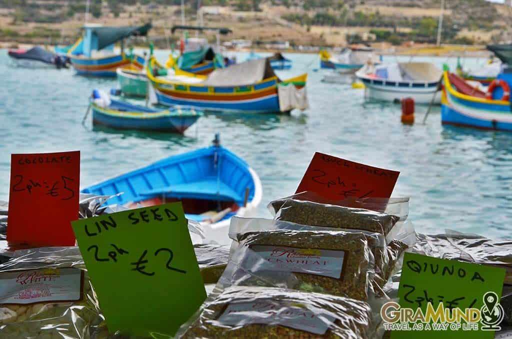 Mercati a Marsaxlokk