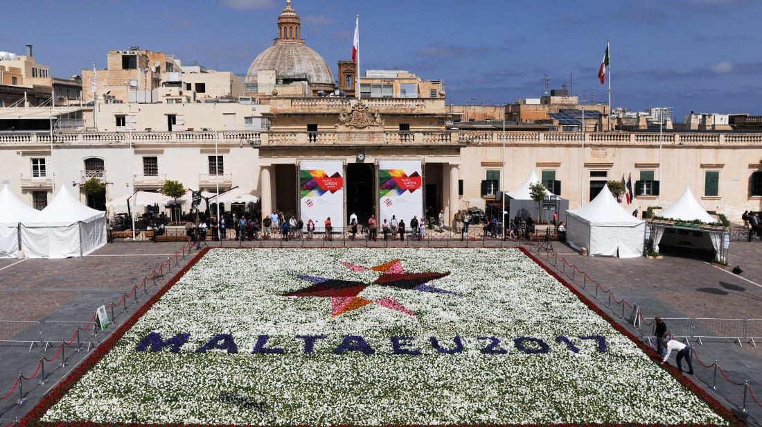 valletta capitale cultura green festival